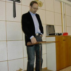 Kapellmeister Ing. Josef Pleil