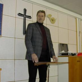 Kulturstadtrat Josef Pumberger