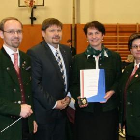 Bürgermeisterin DI Anni Steindl